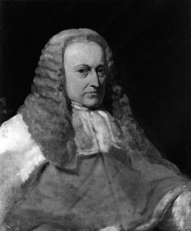 Sir Alexander James Edmund Cockburn, 12th Bt, by Alexander Davis Cooper,  - NPG 933 - © National Portrait Gallery, London