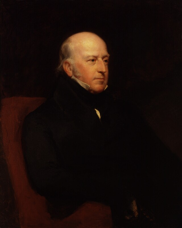 Sir Edward Codrington, by Henry Perronet Briggs, 1843 - NPG 721 - © National Portrait Gallery, London
