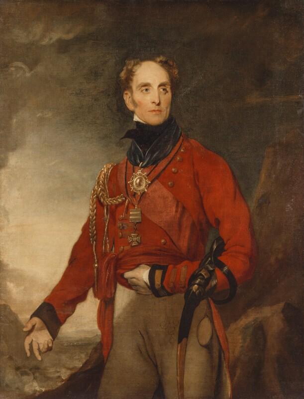 Sir Galbraith Lowry Cole, by William Dyce, circa 1834-1835 - NPG 946 - © National Portrait Gallery, London