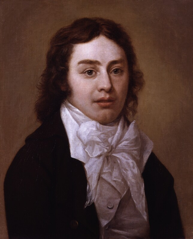Samuel Taylor Coleridge, by Peter Vandyke, 1795 - NPG 192 - © National Portrait Gallery, London