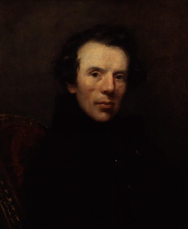 Thomas Sidney Cooper, by Walter Scott, 1841 - NPG 3236 - © National Portrait Gallery, London