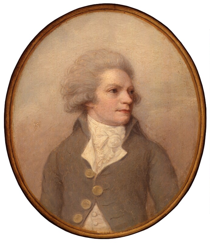 Richard Cosway, after Richard Cosway, based on a work of circa 1790 - NPG 1678 - © National Portrait Gallery, London