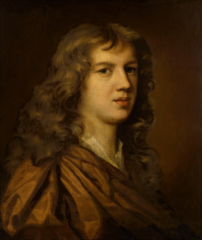 Unknown man, formerly known as Abraham Cowley, attributed to Mary Beale,  - NPG 659 - © National Portrait Gallery, London