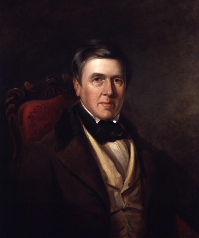 David Cox, by William Radclyffe, 1830 - NPG 1403 - © National Portrait Gallery, London