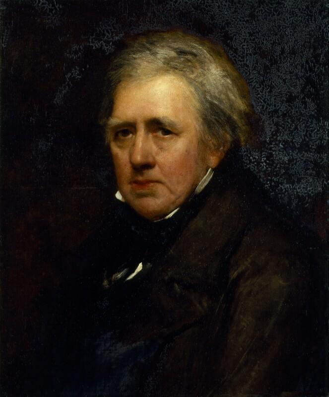 David Cox, by Sir William Boxall, 1856 - NPG 1986 - © National Portrait Gallery, London