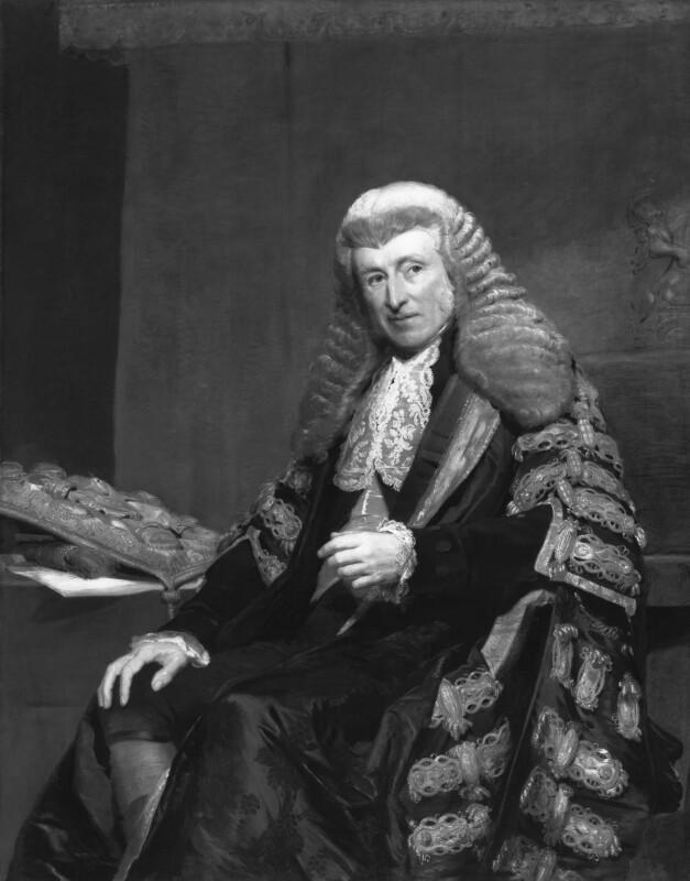 Robert Monsey Rolfe, Baron Cranworth, by George Richmond, 1860 - NPG 285 - © National Portrait Gallery, London
