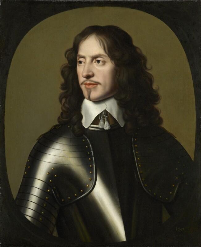 William Craven, 1st Earl of Craven, studio of Gerrit van Honthorst, 1647 - NPG 4517 - © National Portrait Gallery, London