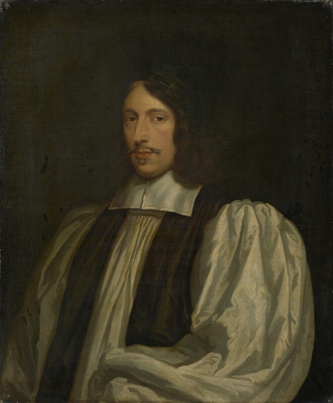 Nathaniel Crew, 3rd Baron Crew, by Unknown artist, circa 1680 - NPG 656 - © National Portrait Gallery, London