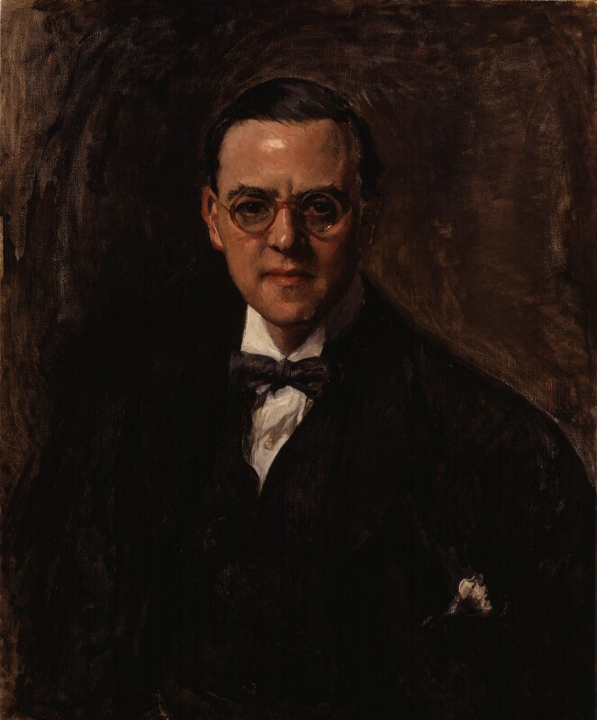 Sir Stafford Cripps, by Isaac Michael Cohen, exhibited 1931 - NPG 4672 - © National Portrait Gallery, London