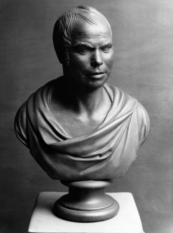 John Crome, by Pellegrino Mazzotti, circa 1820 - NPG 1900 - © National Portrait Gallery, London