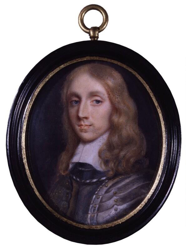 Richard Cromwell, by Unknown artist, circa 1650-1655 - NPG 4350 - © National Portrait Gallery, London