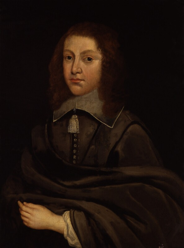 Unknown man, formerly known as Richard Cromwell, by Unknown artist,  - NPG 1334 - © National Portrait Gallery, London