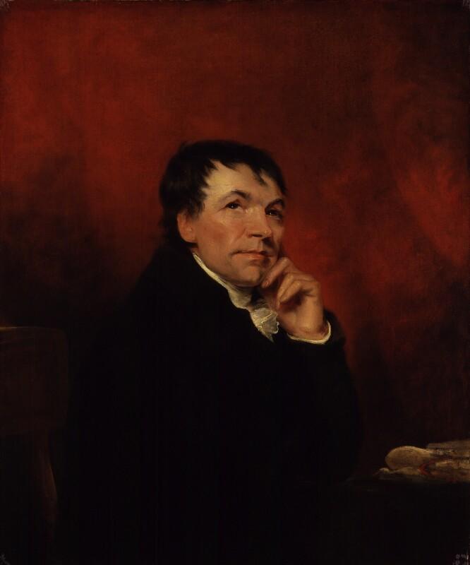 John Philpot Curran, by Unknown artist, circa 1807 - NPG 379 - © National Portrait Gallery, London