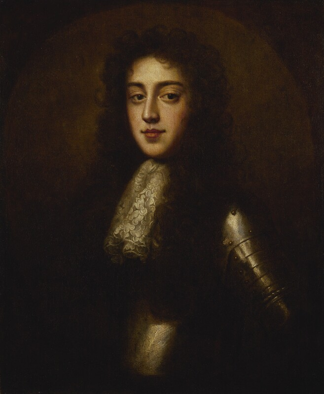John Cutts, Baron Cutts, by Willem Wissing, based on a work of circa 1685 -NPG 515 - © National Portrait Gallery, London
