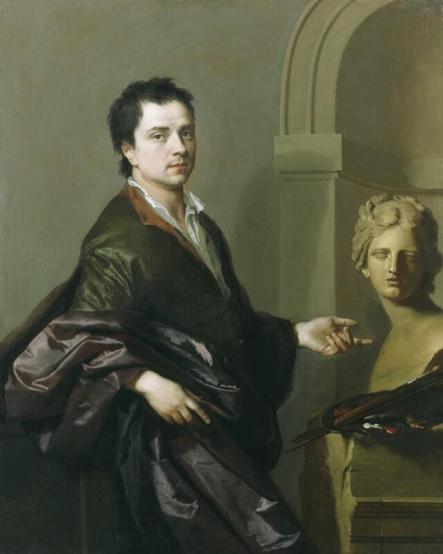 Michael Dahl, by Michael Dahl, 1691 - NPG 3822 - © National Portrait Gallery, London