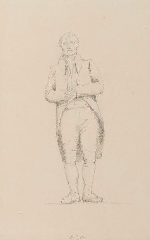 John Dalton, by Sir Francis Leggatt Chantrey, 1834 -NPG 316a(28) - © National Portrait Gallery, London