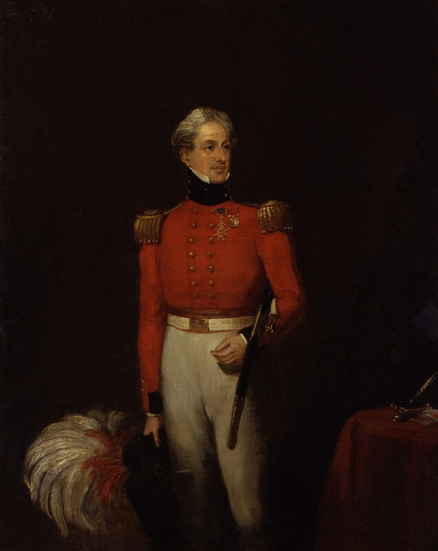 Sir Charles Webb Dance, by William Salter, circa 1836 - NPG 3706 - © National Portrait Gallery, London