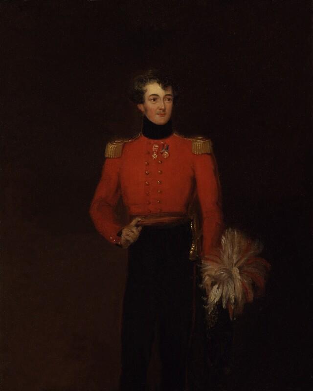George Lionel Dawson Damer, by William Salter, 1834-1840 -NPG 3705 - © National Portrait Gallery, London