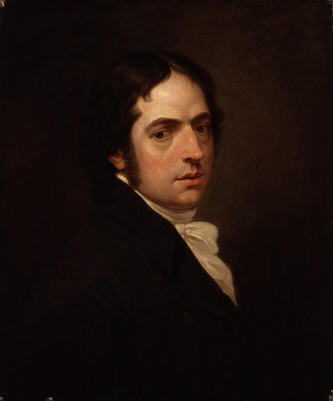 Edward Dayes, by Edward Dayes, 1801 - NPG 2091 - © National Portrait Gallery, London