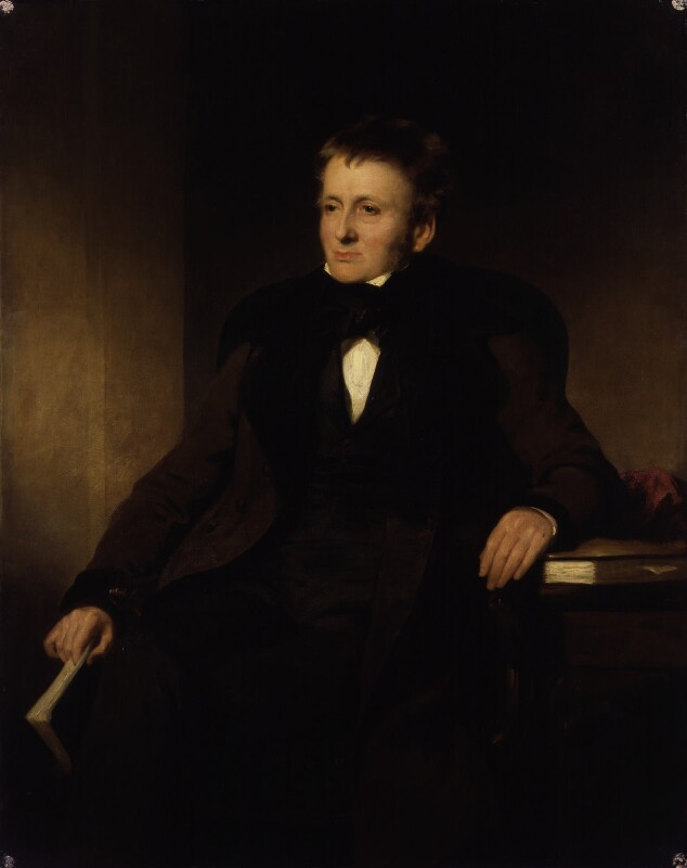 Thomas de Quincey, by Sir John Watson-Gordon, circa 1845 - NPG 189 - © National Portrait Gallery, London
