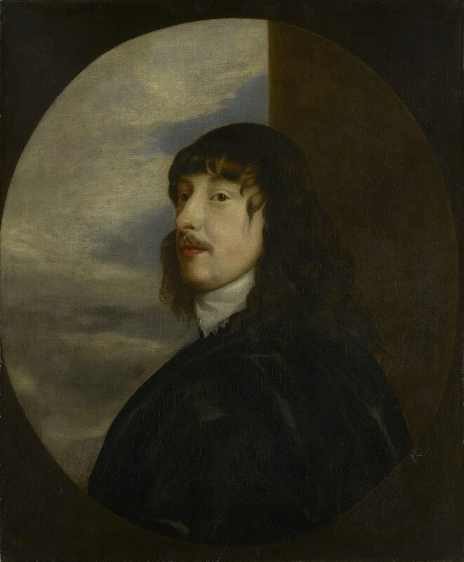 James Stanley, 7th Earl of Derby, after Sir Anthony van Dyck, based on a work of 1636-1637 - NPG 90 - © National Portrait Gallery, London