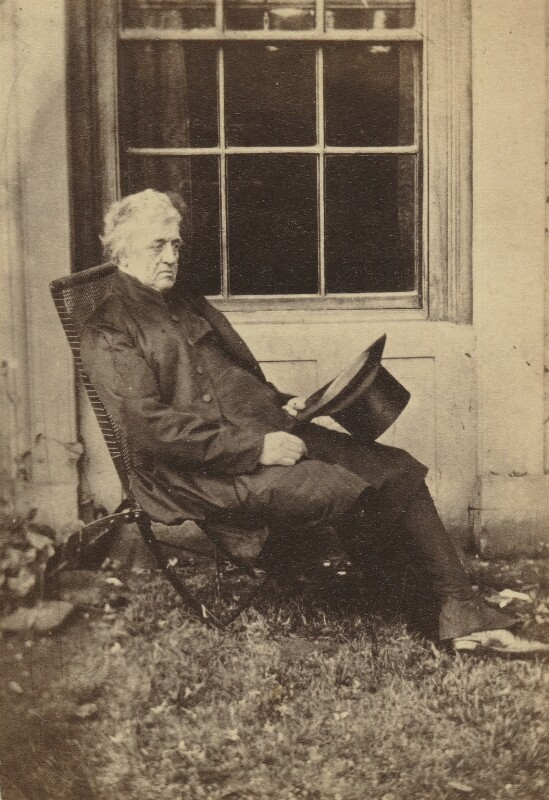 Charles Dodgson, by Lewis Carroll, circa 1857 - NPG P31 - © National Portrait Gallery, London
