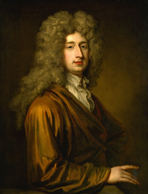 John Dormer, by Sir Godfrey Kneller, Bt, circa 1705-1710 - NPG 3203 - © National Portrait Gallery, London