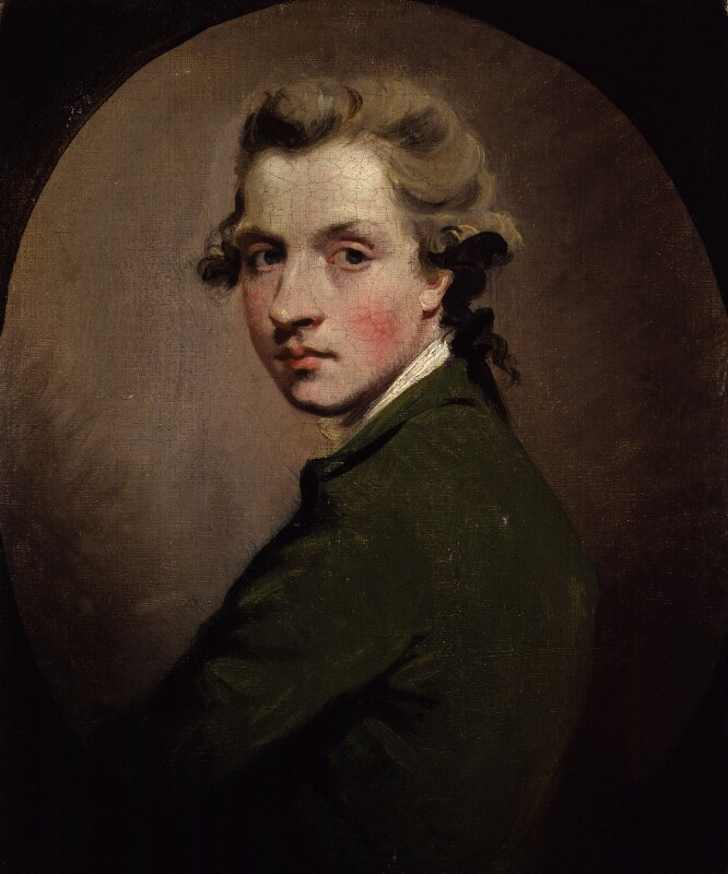William Doughty, by William Doughty, circa 1776 - NPG 2513 - © National Portrait Gallery, London