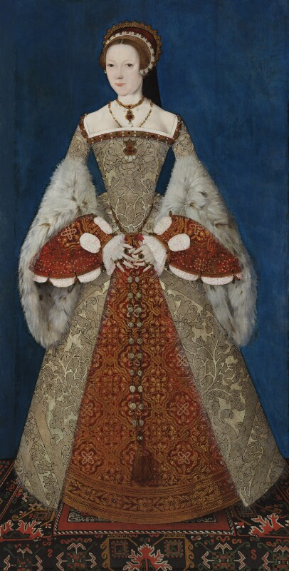 Katherine Parr, attributed to Master John, circa 1545 - NPG 4451 - © National Portrait Gallery, London
