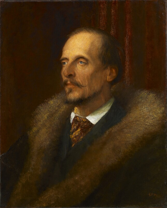 Frederick Temple Hamilton-Temple-Blackwood, 1st Marquess of Dufferin and Ava, by George Frederic Watts, 1881 - NPG 1315 - © National Portrait Gallery, London