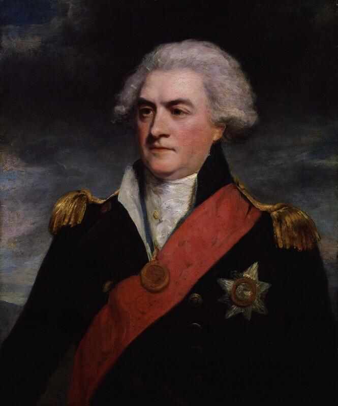 Adam Duncan, 1st Viscount Duncan, by John Hoppner, circa 1798 - NPG 1839 - © National Portrait Gallery, London