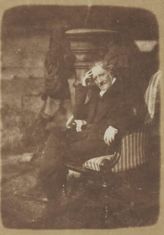 Henry Duncan, by David Octavius Hill, and  Robert Adamson, circa 1843-1846 - NPG P6(88) - © National Portrait Gallery, London