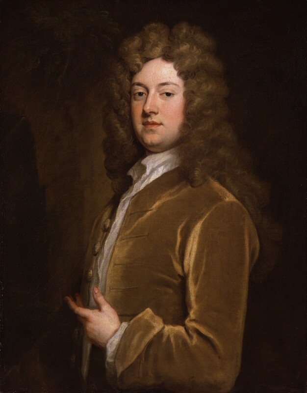 Edmund Dunch, by Sir Godfrey Kneller, Bt, circa 1705 -NPG 3206 - © National Portrait Gallery, London