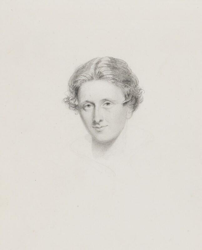 William Dyce, by John Partridge, 1825 -NPG 3944(30) - © National Portrait Gallery, London