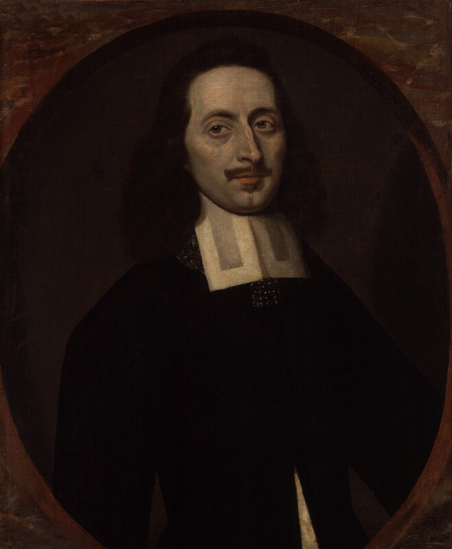 John Earle, by Unknown artist, circa 1660 - NPG 1531 - © National Portrait Gallery, London