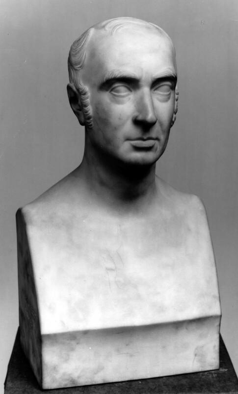 Sir Charles Lock Eastlake, by John Gibson, 1840 -NPG 953 - © National Portrait Gallery, London