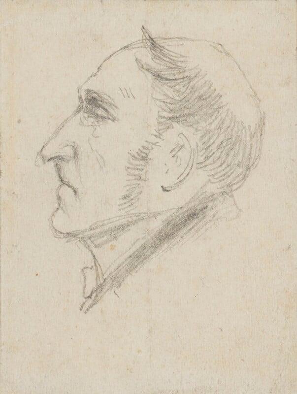 Sir Charles Lock Eastlake, by Charles Bell Birch, 1859 - NPG 2478 - © National Portrait Gallery, London