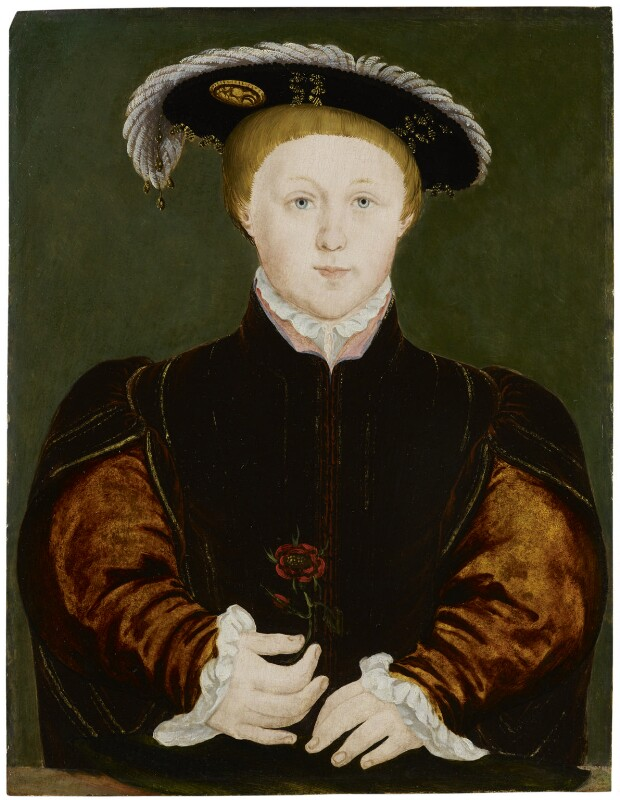 King Edward VI, after Hans Holbein the Younger, circa 1542 - NPG 1132 - © National Portrait Gallery, London