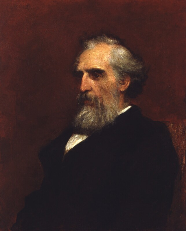 John Passmore Edwards, by George Frederic Watts, 1894 - NPG 3958 - © National Portrait Gallery, London