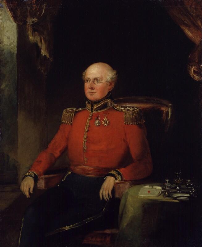 Richard Egerton, by William Salter, circa 1838 - NPG 3712 - © National Portrait Gallery, London