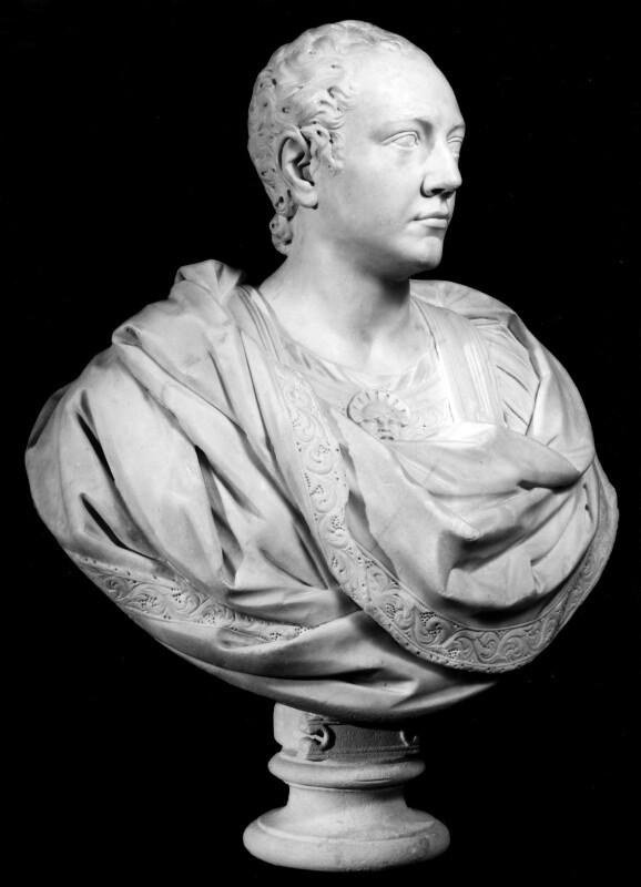 John Perceval, 1st Earl of Egmont, by Vincenzo Felici, 1707 - NPG 1956 - © National Portrait Gallery, London