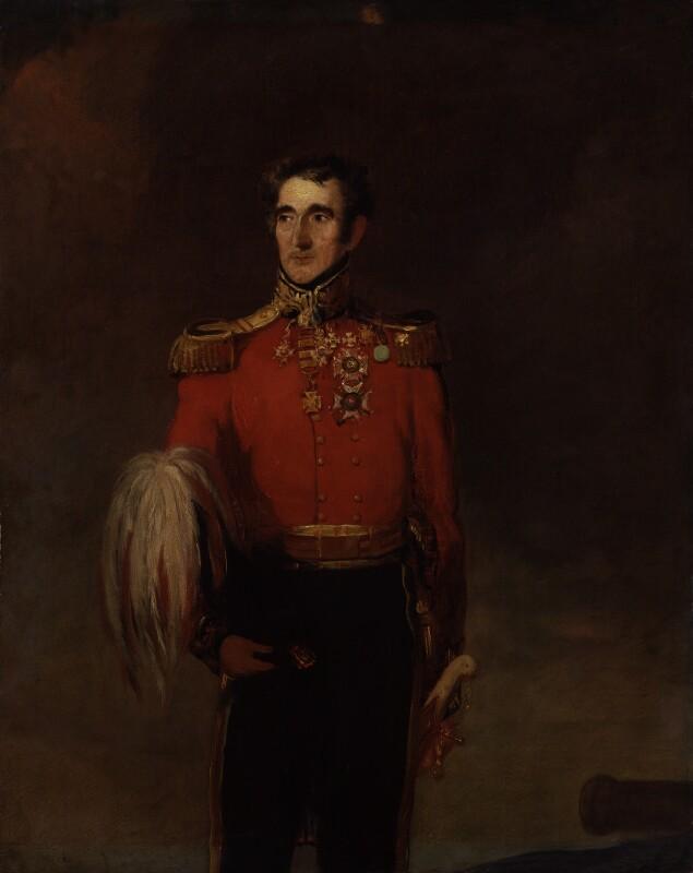 Sir John Elley, by William Salter, 1836-1839 - NPG 3713 - © National Portrait Gallery, London
