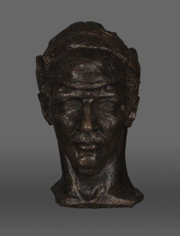 Jacob Epstein, by Sir Jacob Epstein, 1959, based on a work of 1912 - NPG 4126 - Photograph © National Portrait Gallery, London