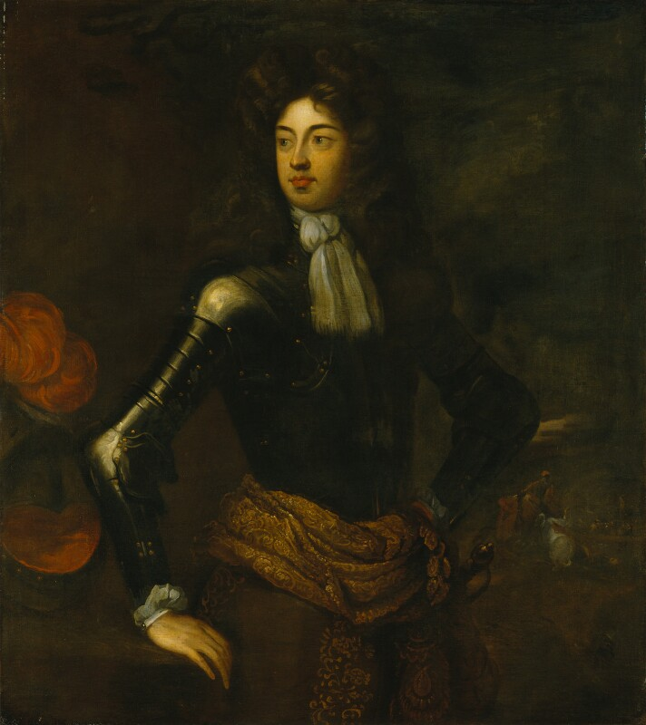 Algernon Capel, 2nd Earl of Essex, by Sir Godfrey Kneller, Bt, circa 1690-1695 -NPG 143 - © National Portrait Gallery, London