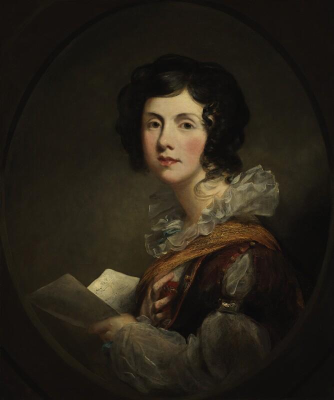 Catherine Stephens, Countess of Essex, by John Jackson, circa 1822 - NPG 702 - © National Portrait Gallery, London