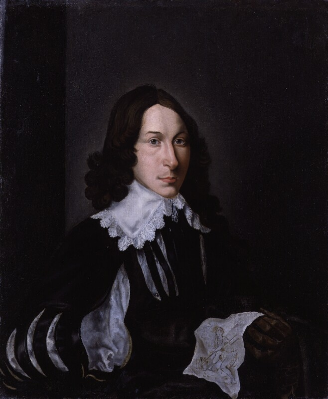 John Evelyn, by Hendrick van der Borcht the Younger, 1641 - NPG L148 - Private collection; on loan to the National Portrait Gallery, London