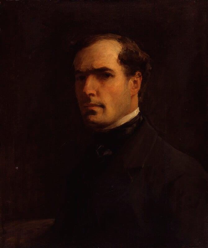 Reginald Grenville Eves, by Reginald Grenville Eves, 1908 - NPG 3826 - © National Portrait Gallery, London