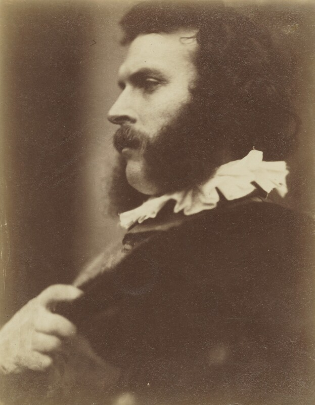 Thomas Faed, by David Wilkie Wynfield, 1860s -NPG P73 - © National Portrait Gallery, London