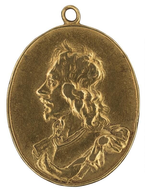Thomas Fairfax, 3rd Lord Fairfax of Cameron, by Thomas Simon, 1645 - NPG 4624 - © National Portrait Gallery, London