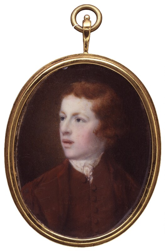Joseph Farington, by James Nixon, 1765 - NPG 6306 - © National Portrait Gallery, London